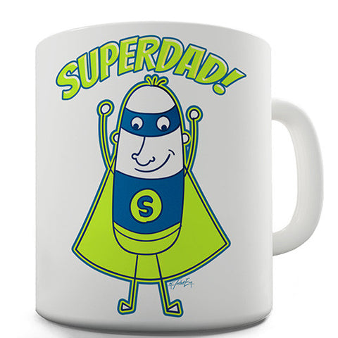 Superdad! Novelty Mug