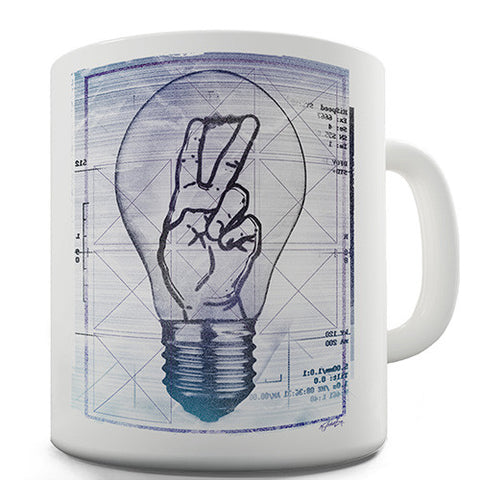Peace Idea Novelty Mug