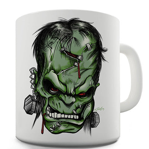 Angry Frankenstein's Monster Novelty Mug