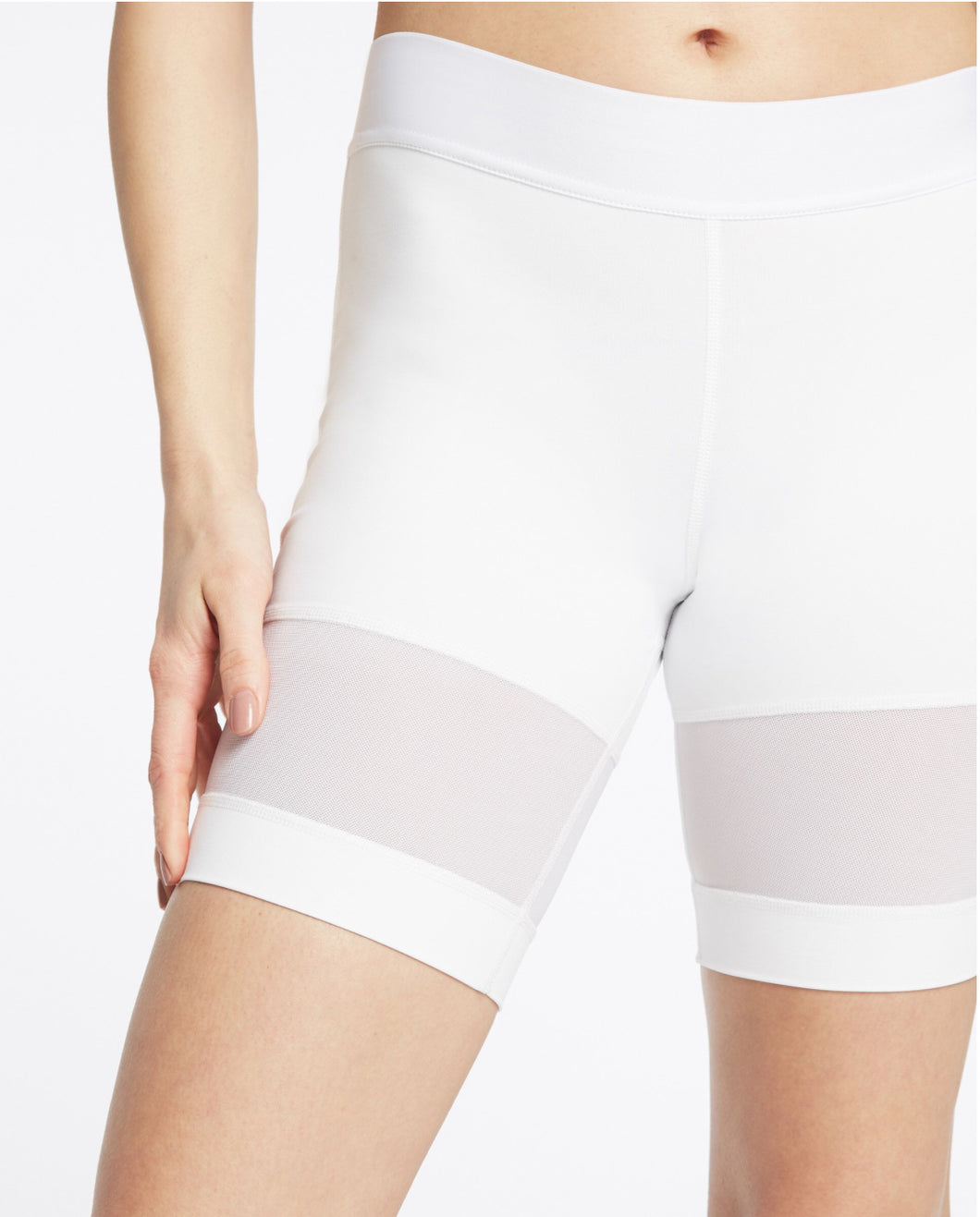 Kinetic Short- White