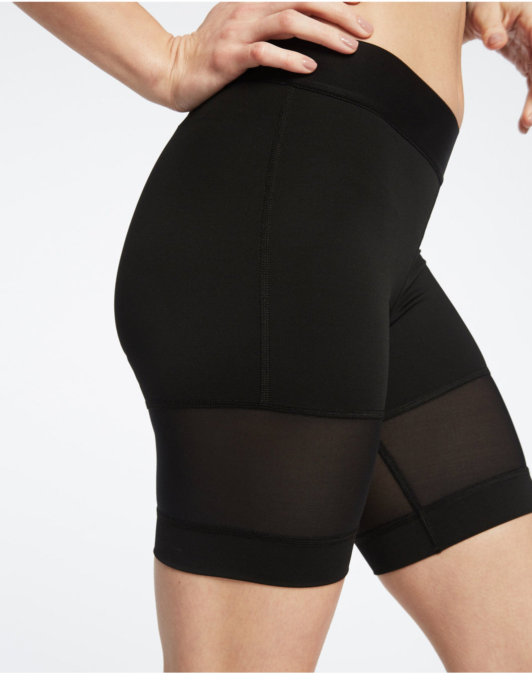 Kinetic Short- Black