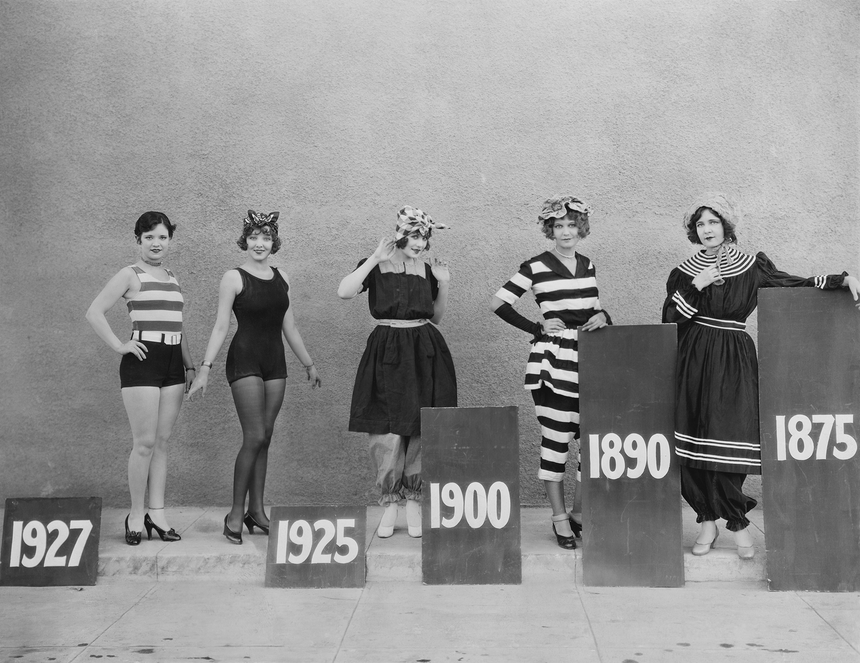 Fashion Through The Decades: 3 Iconic Styles For Women