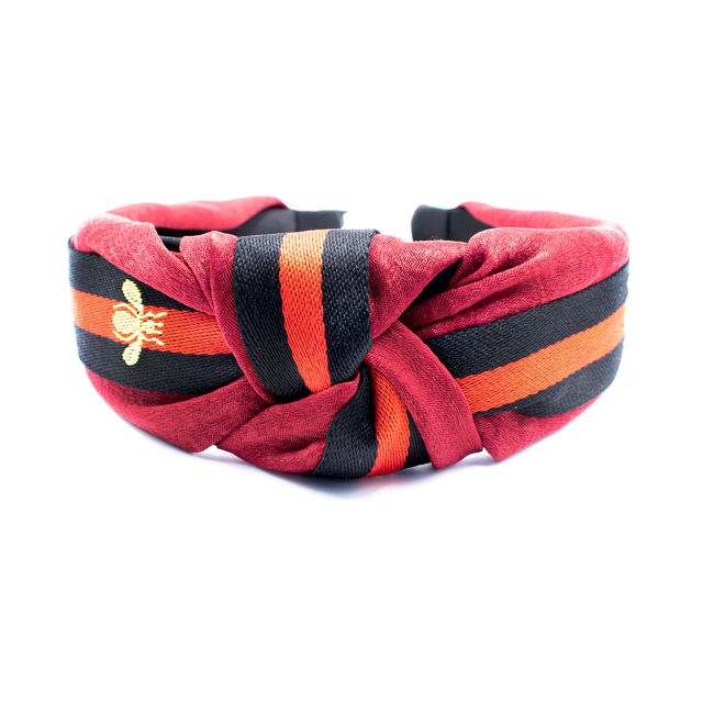 Bumblee Knot Headband - Arlo And Arrows