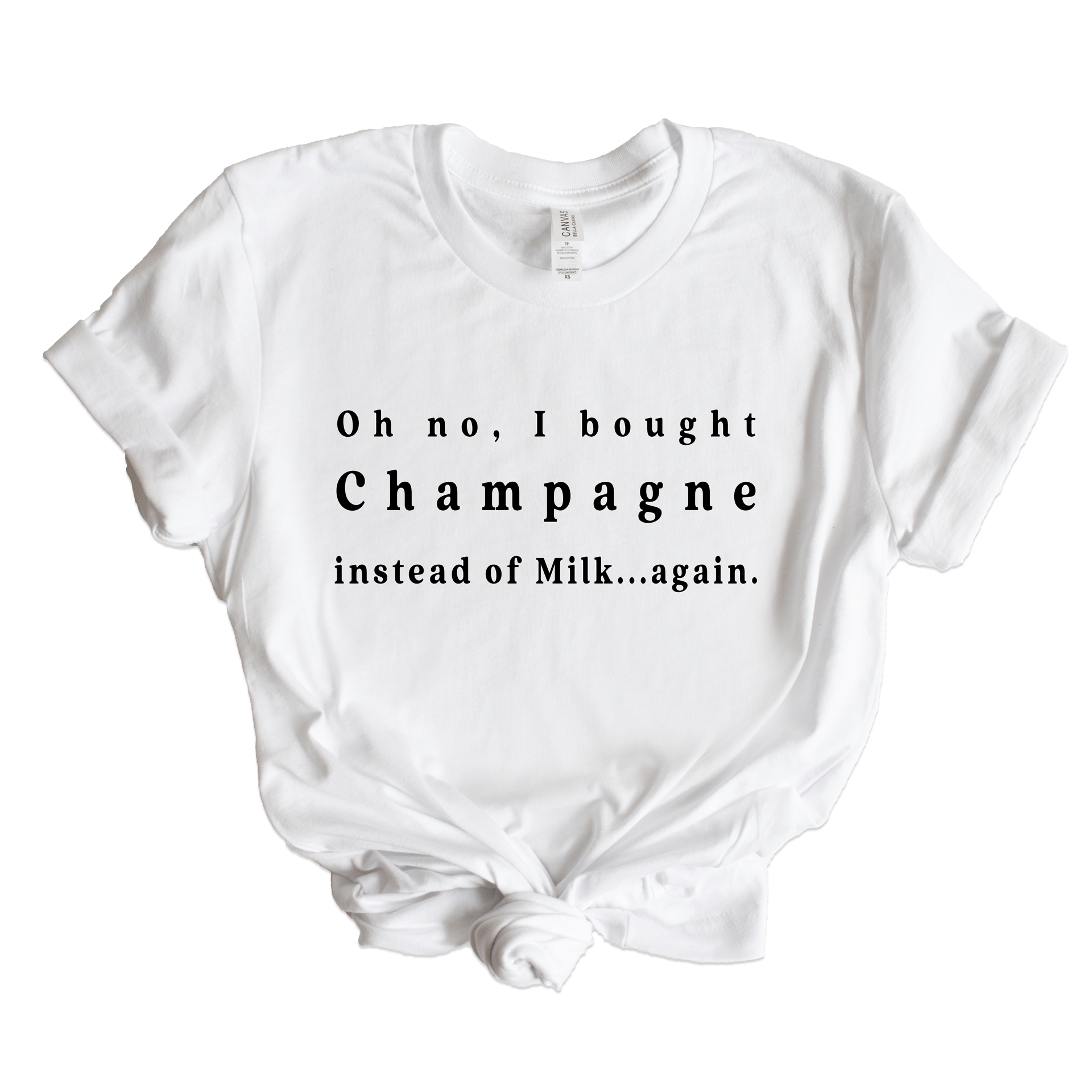 Women's Champagne T-Shirt