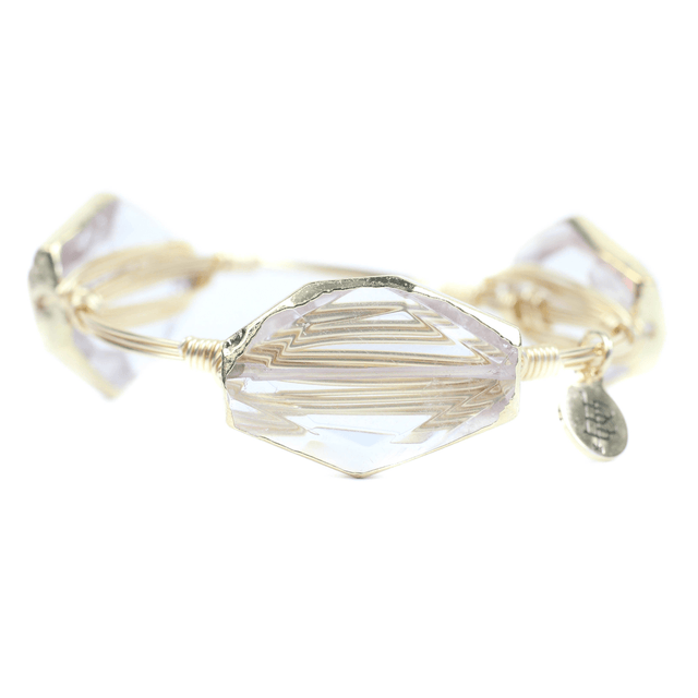 The Hillie Bangle Bracelet - Arlo and Arrows