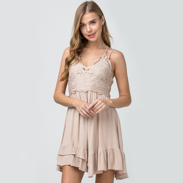 FSU Lace Gameday Dress Women's