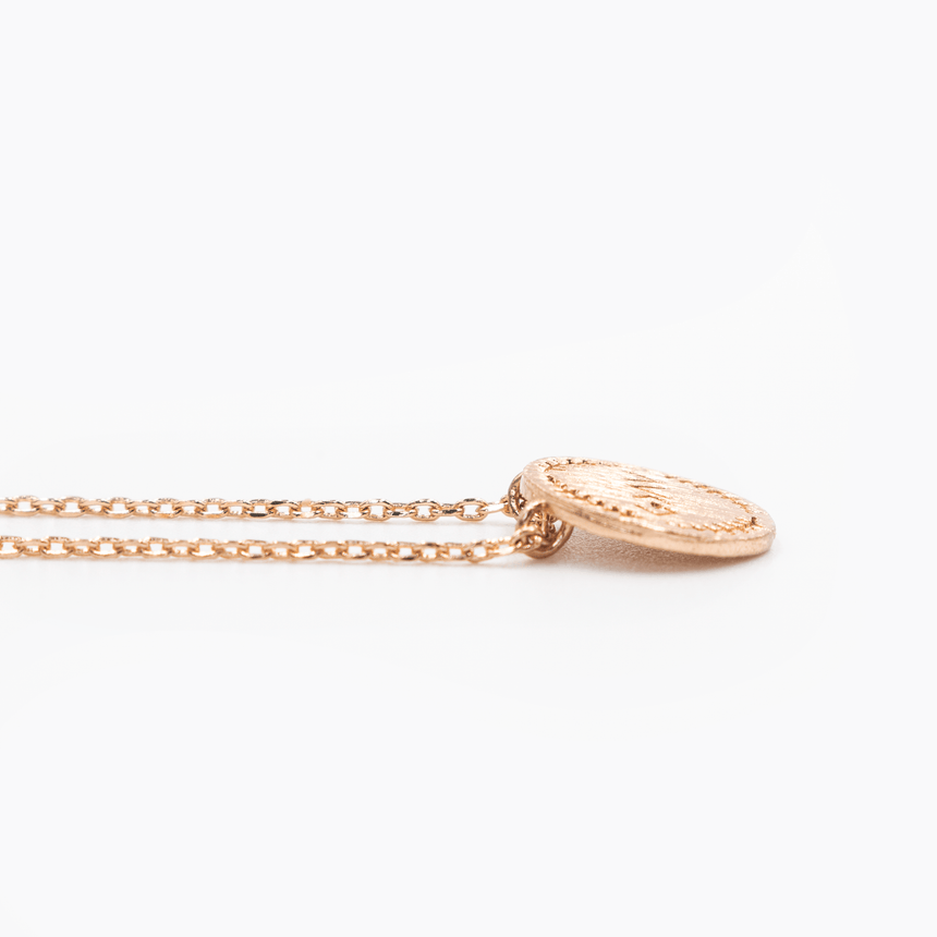 'God Is Greater Than The Highs And Lows' Pendant Necklace - Arlo and Arrows