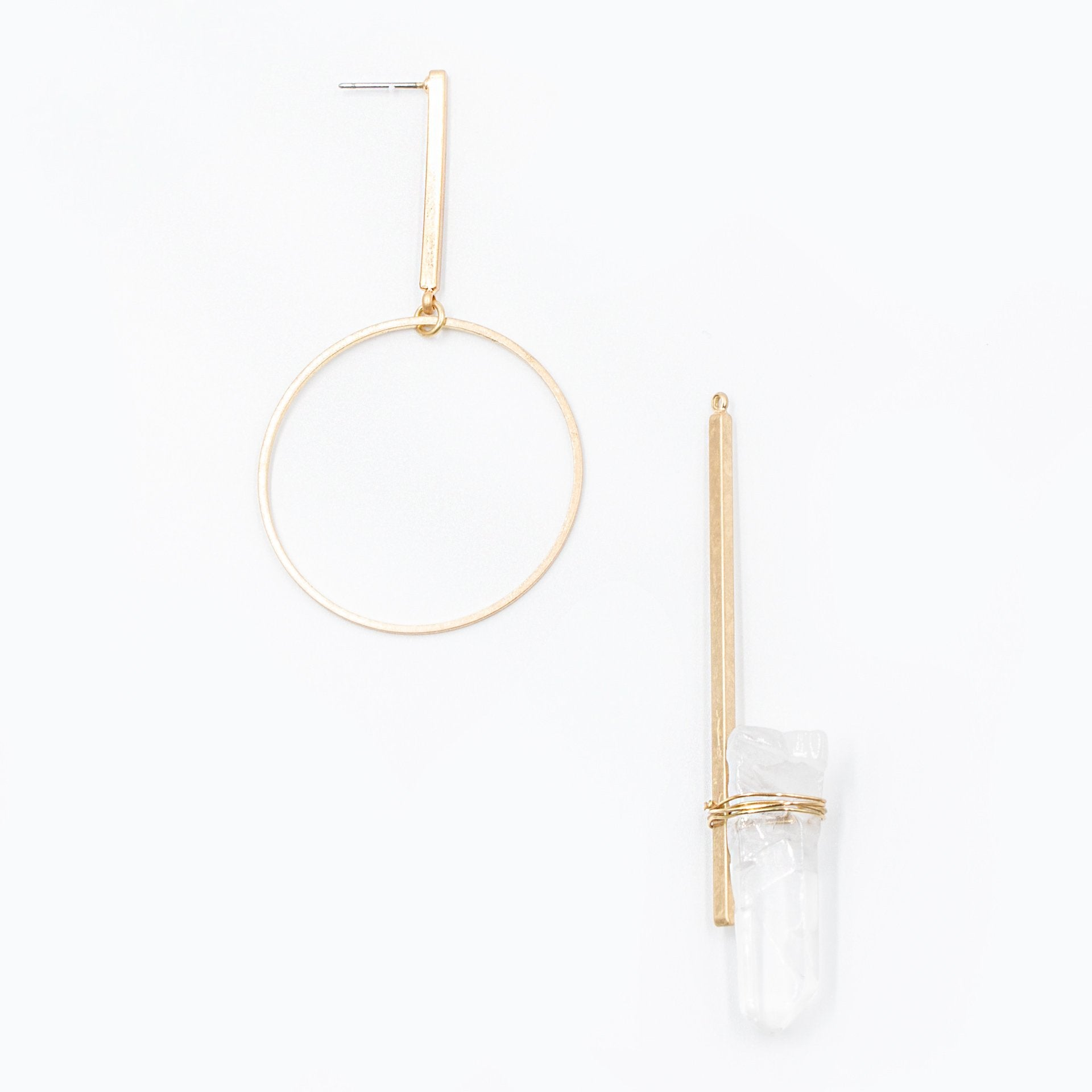 The Jay Duo Earring Set - Arlo and Arrows
