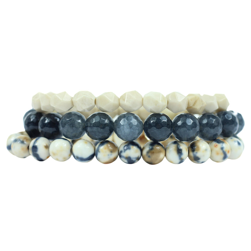 The Terrie Stretchy Bracelet Stack