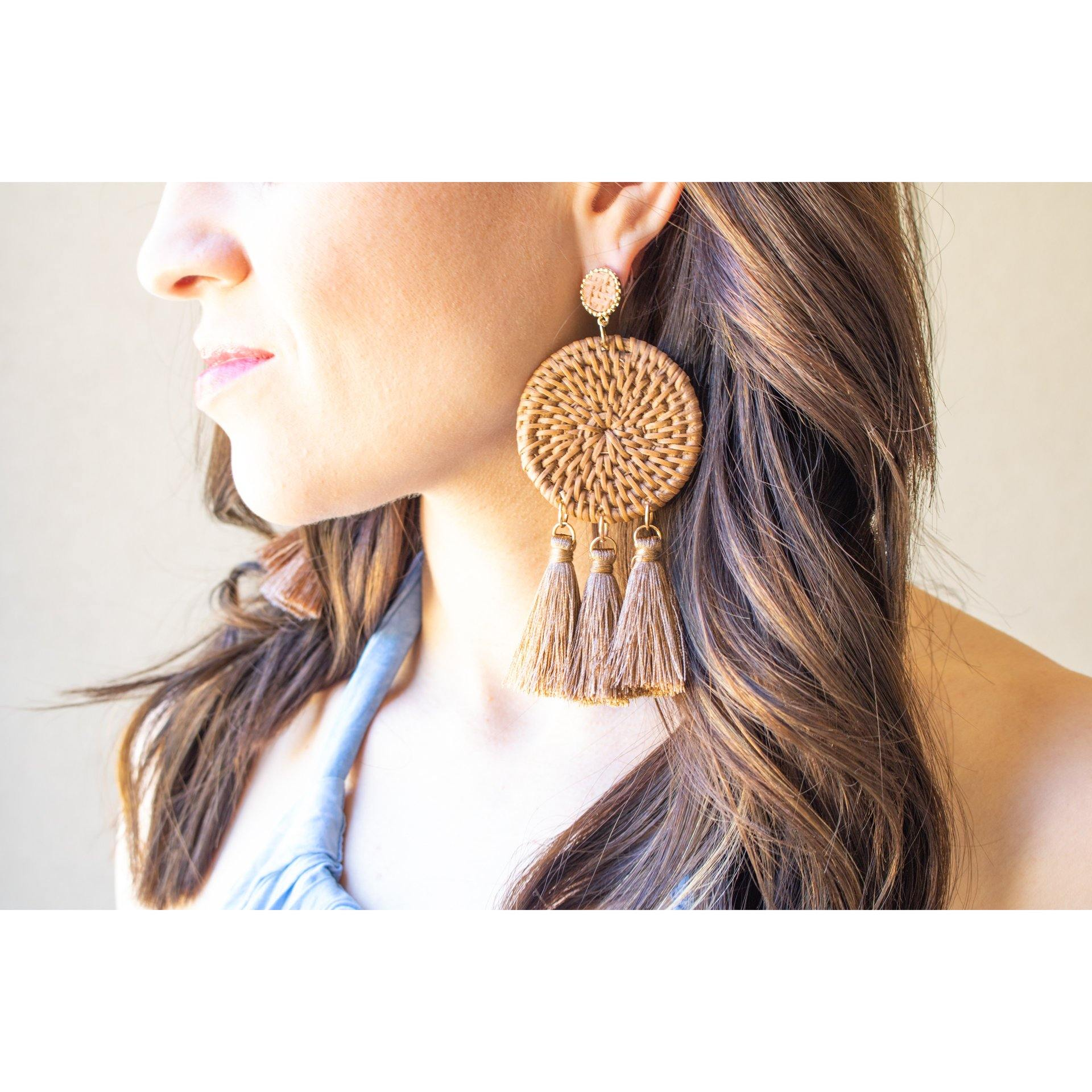 Take Me To Tahiti Earring