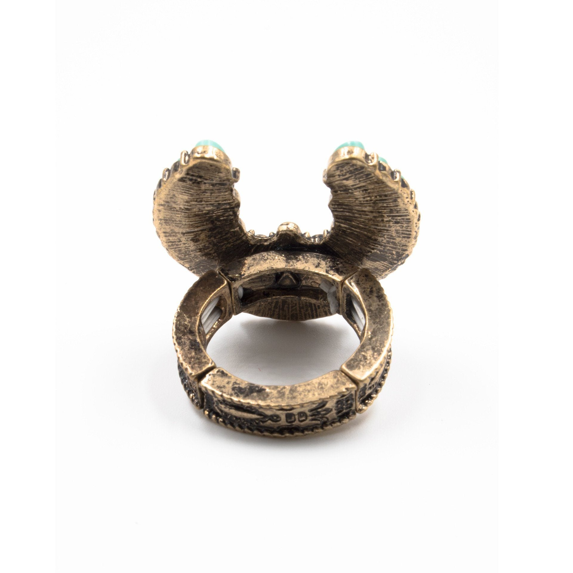 'Thunderbird' Stretch Ring - Arlo and Arrows