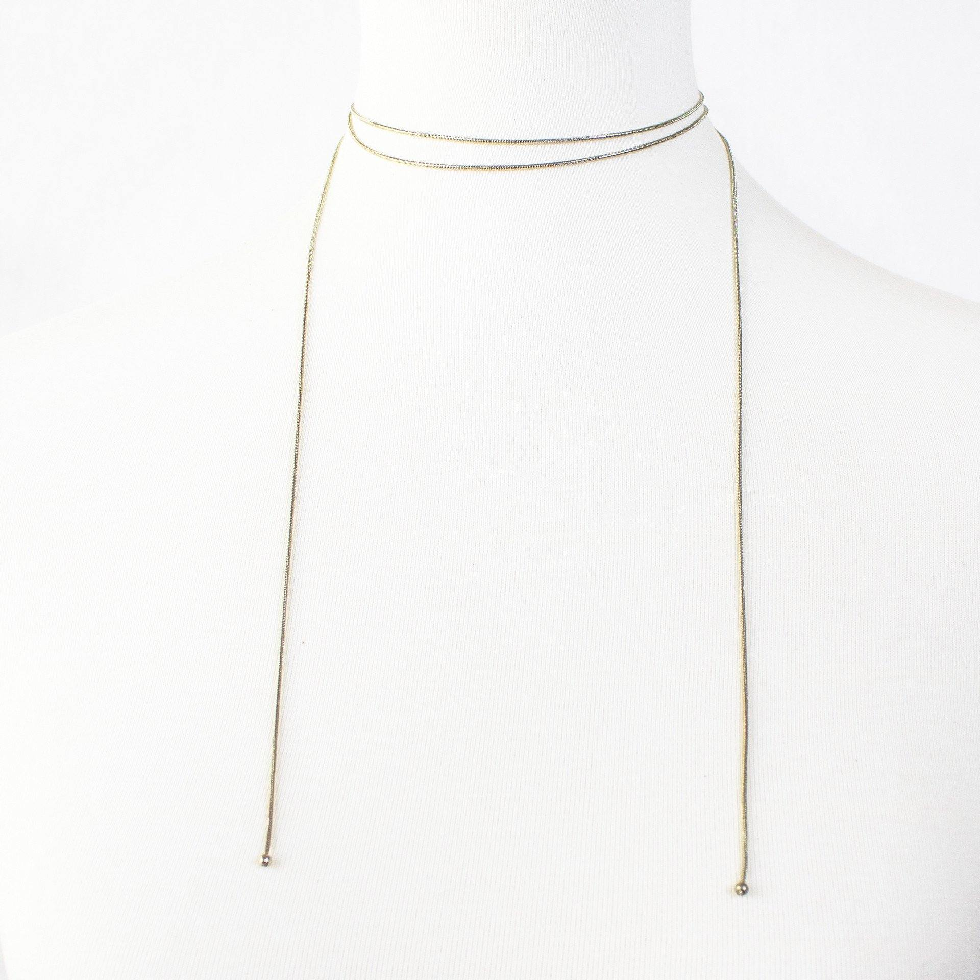 'Adeline' Choker Necklace - Arlo and Arrows