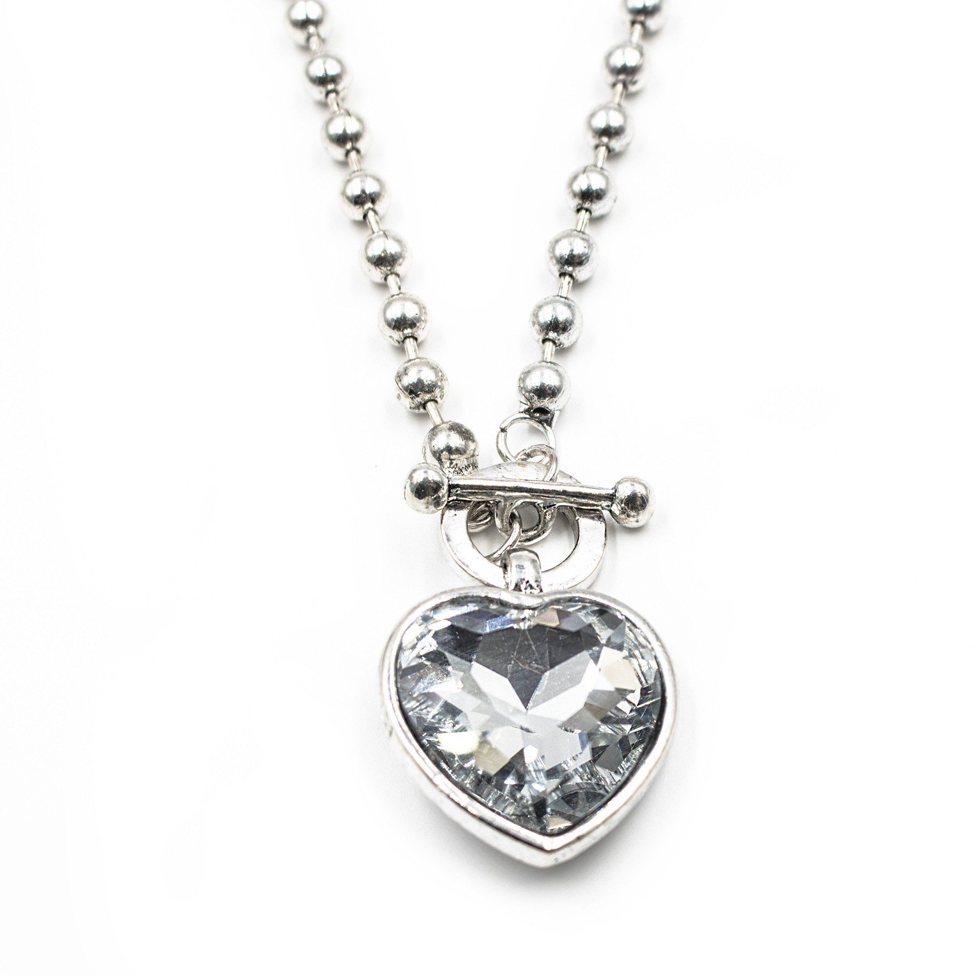 'Classic Heart Locker' Necklace - Arlo and Arrows