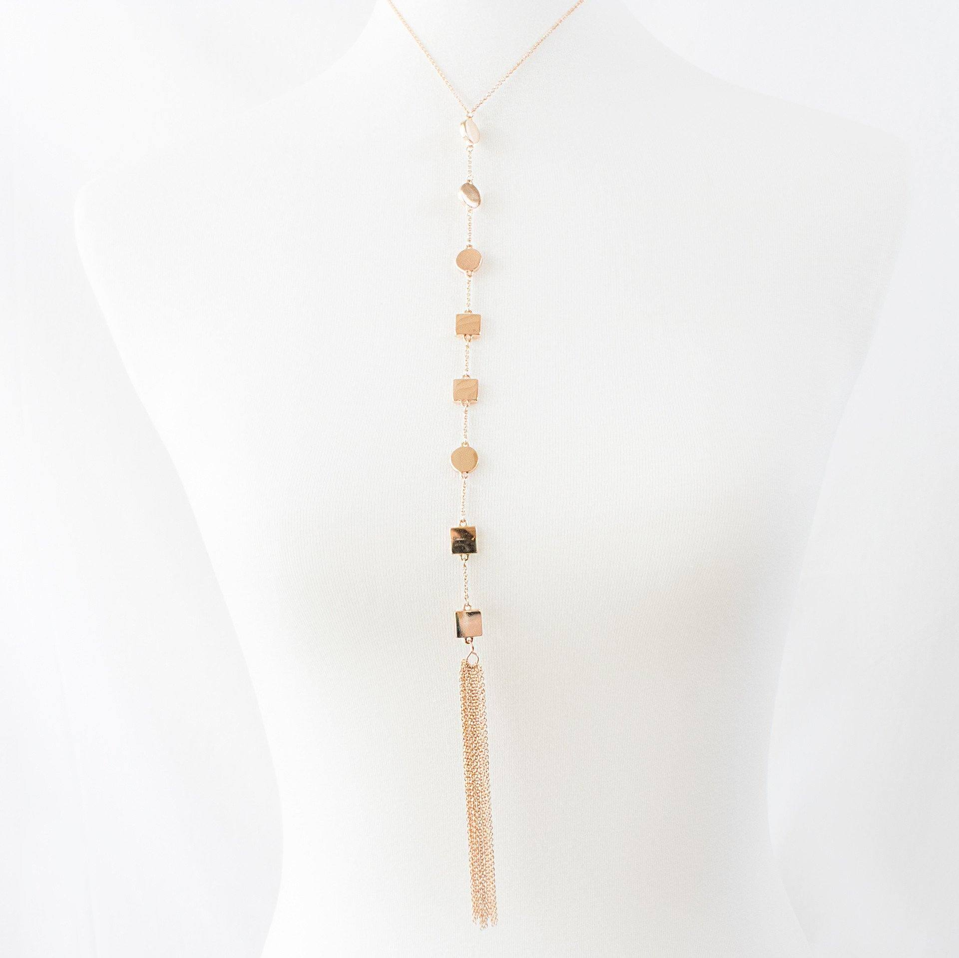 'Love Line' Long Necklace (2 Variations) - Arlo and Arrows