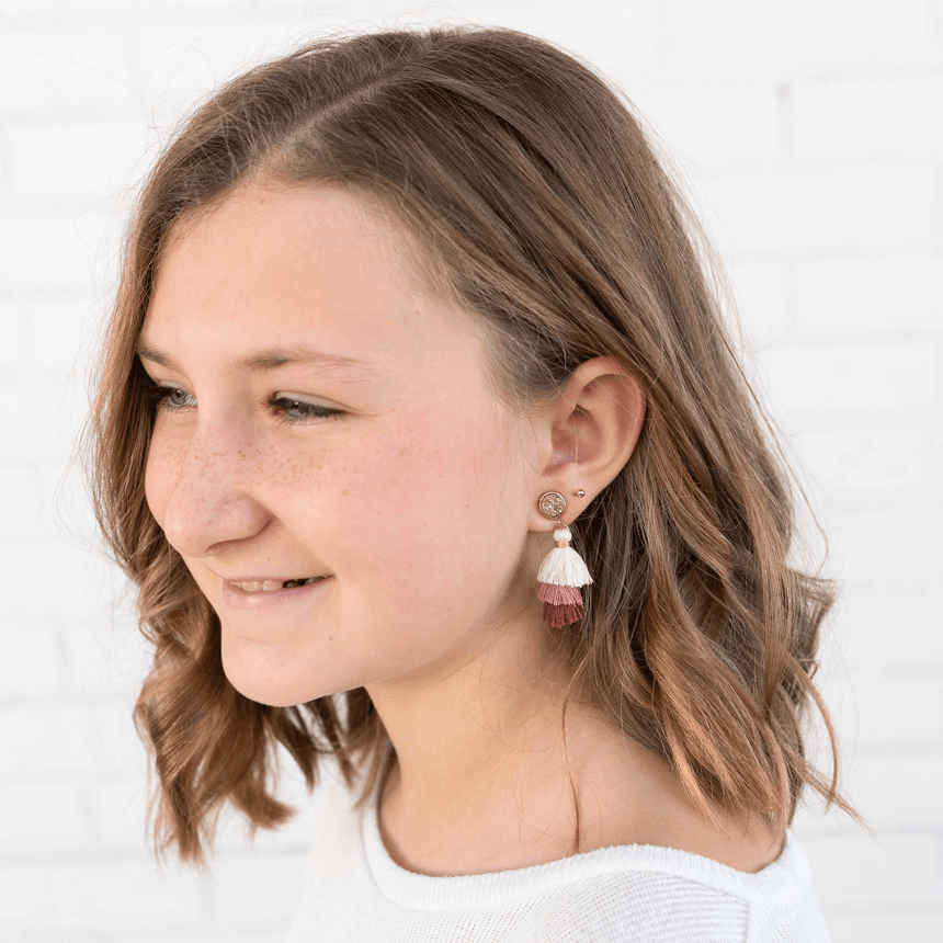 Earrings For Little Girls