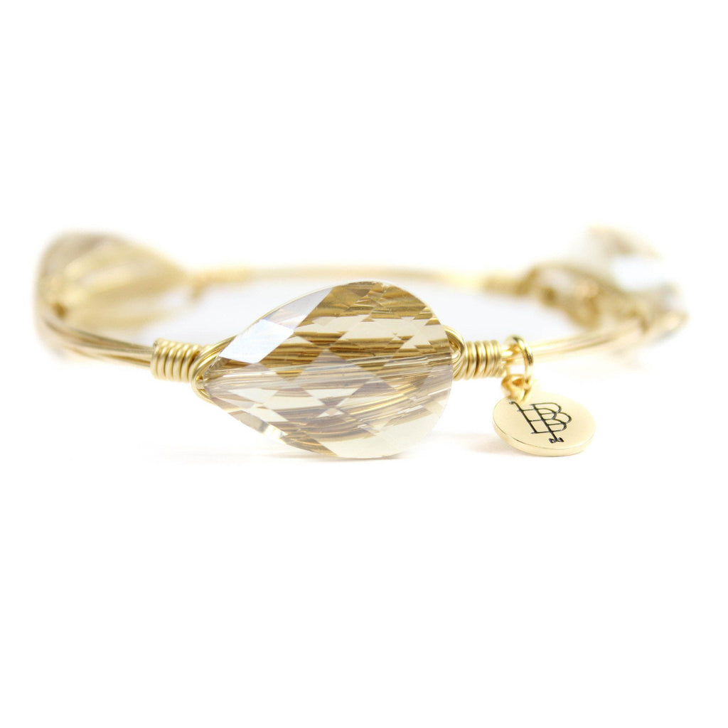 The Olive Bangle Bracelet - Arlo and Arrows