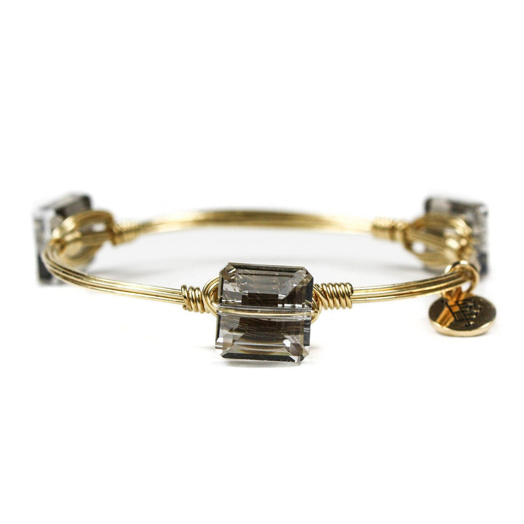 The Savannah Bangle Bracelet - Arlo and Arrows