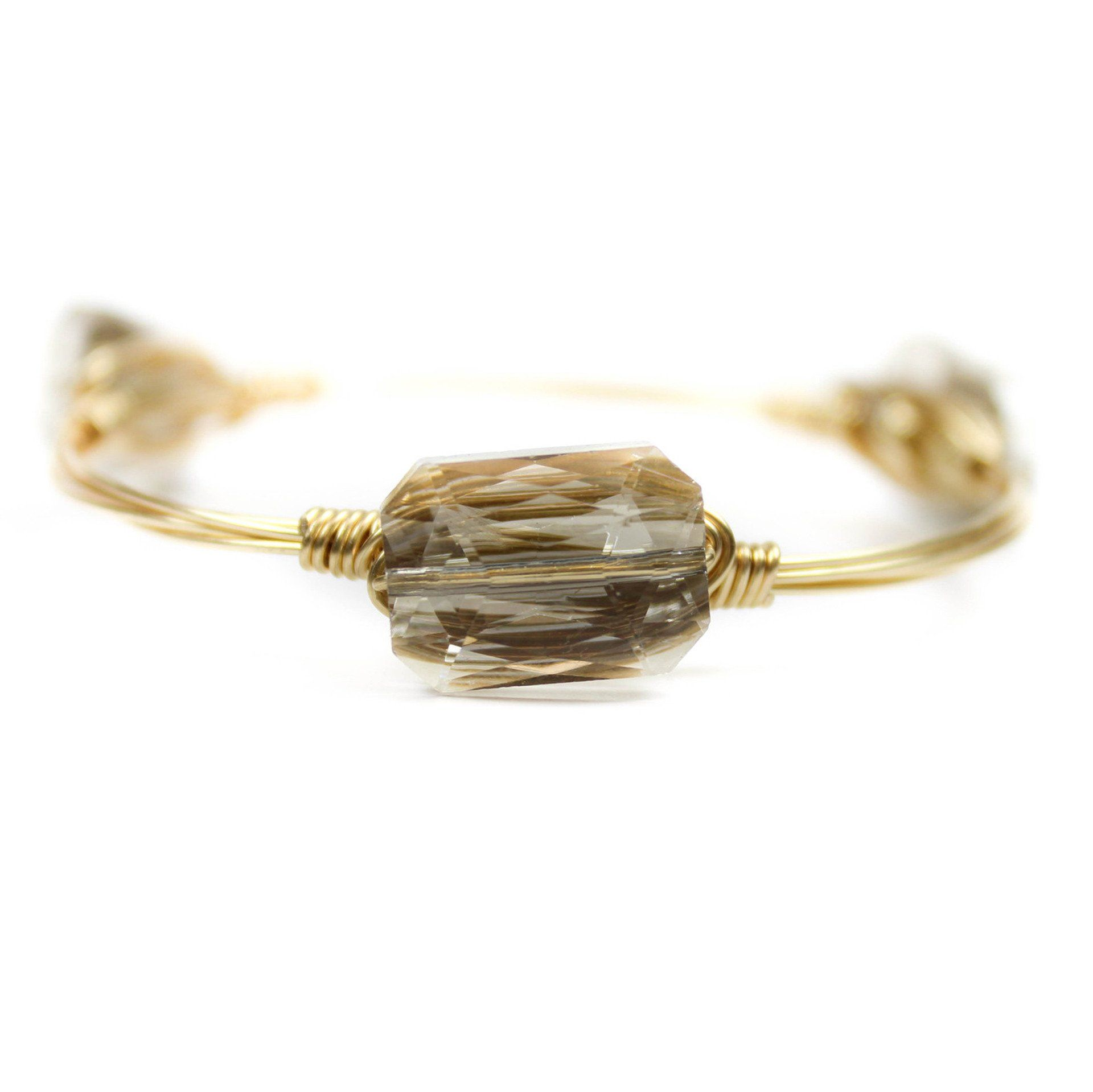 The Truman Bangle Bracelet - Arlo and Arrows