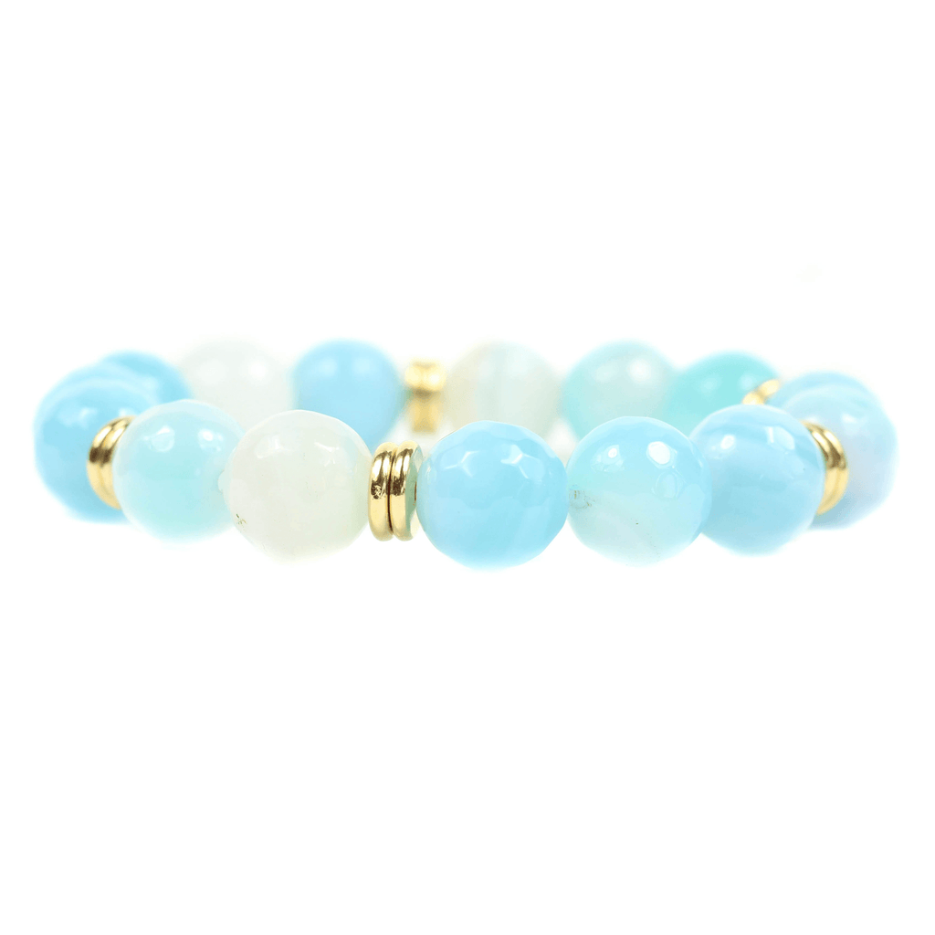 Women's Turquoise Beaded Bracelet