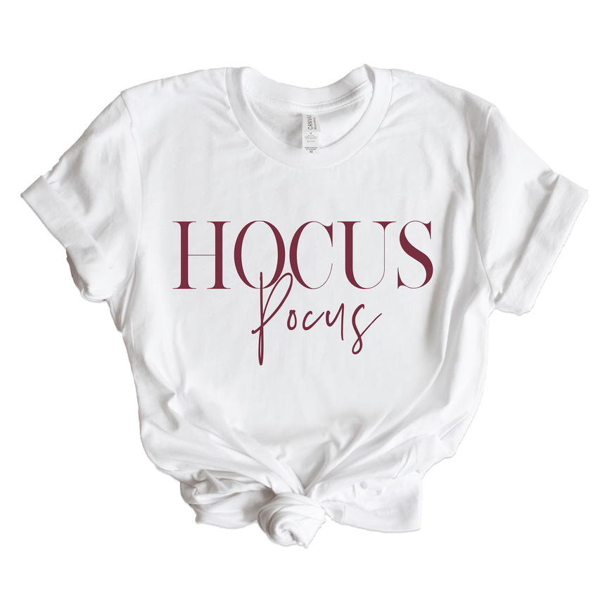 Women's Hocus Pocus Graphic Tee