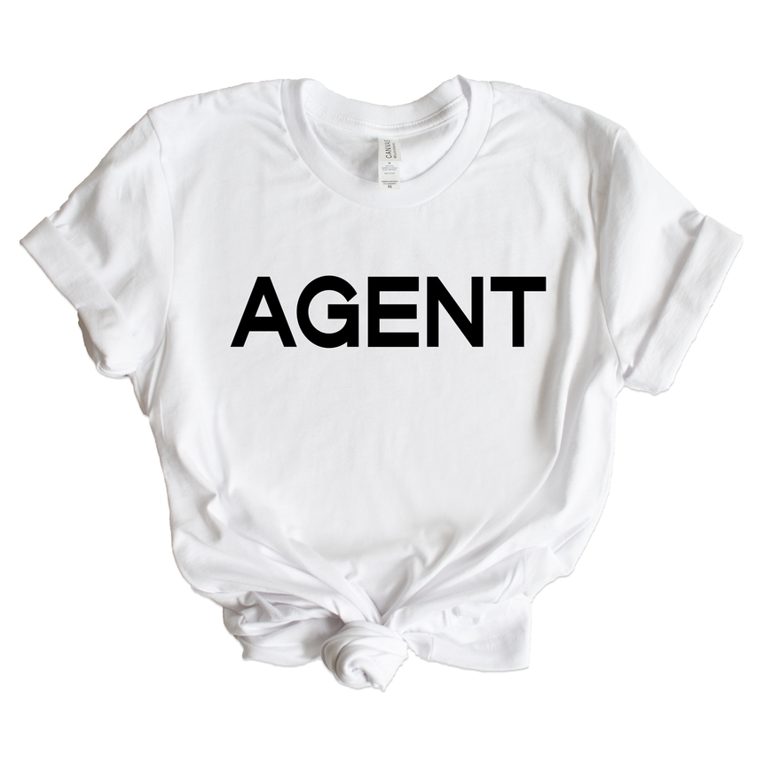 Women's Real Estate Agent Shirt In Sizes XS - 4XL
