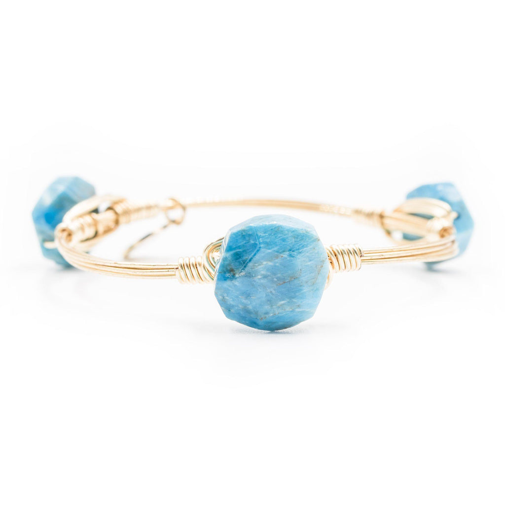 The Kira Bangle Bracelet - Arlo and Arrows