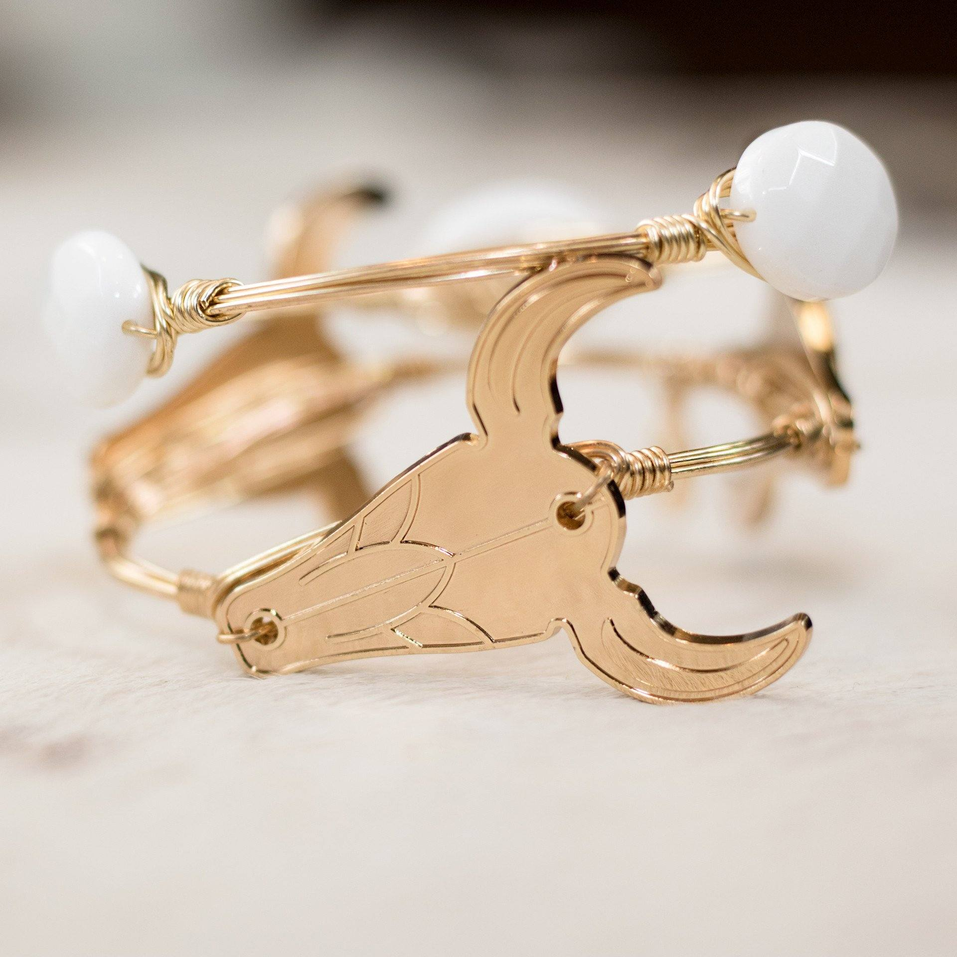 The Calhoun Bangle Bracelet - Arlo and Arrows