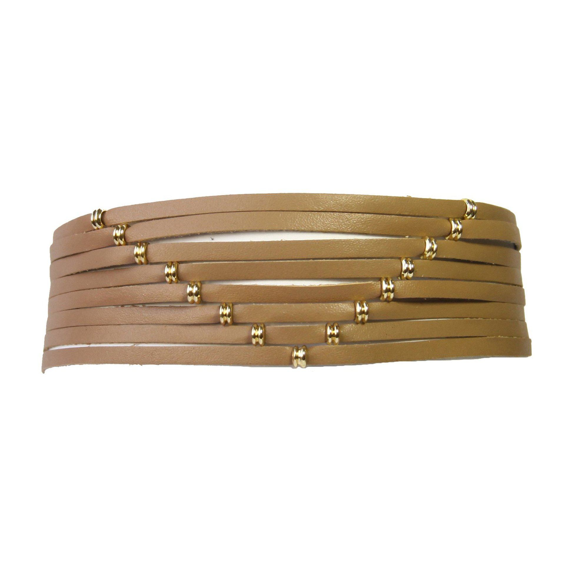 Jagged Lines Choker Necklace - Arlo and Arrows