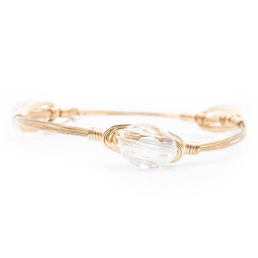 The Emerson Bangle Bracelet - Arlo and Arrows
