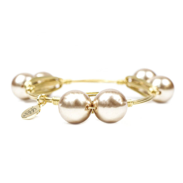 The Heather Bangle Bracelet - Arlo and Arrows