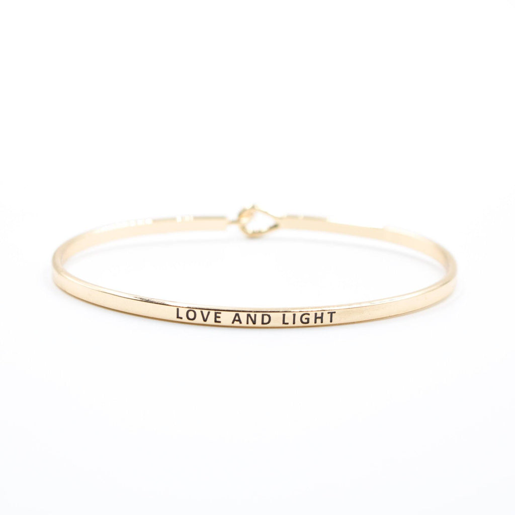 'Love and Light' Bracelet - Arlo and Arrows