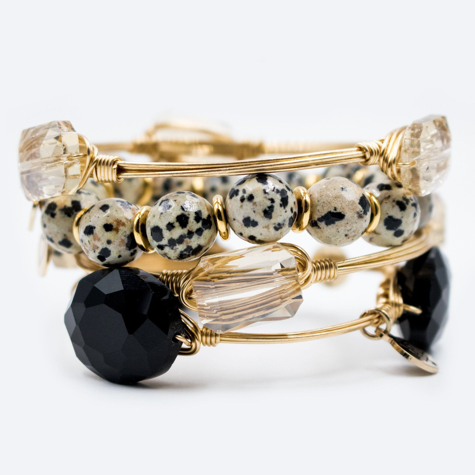 The Waylon Bangle Bracelet - Arlo and Arrows