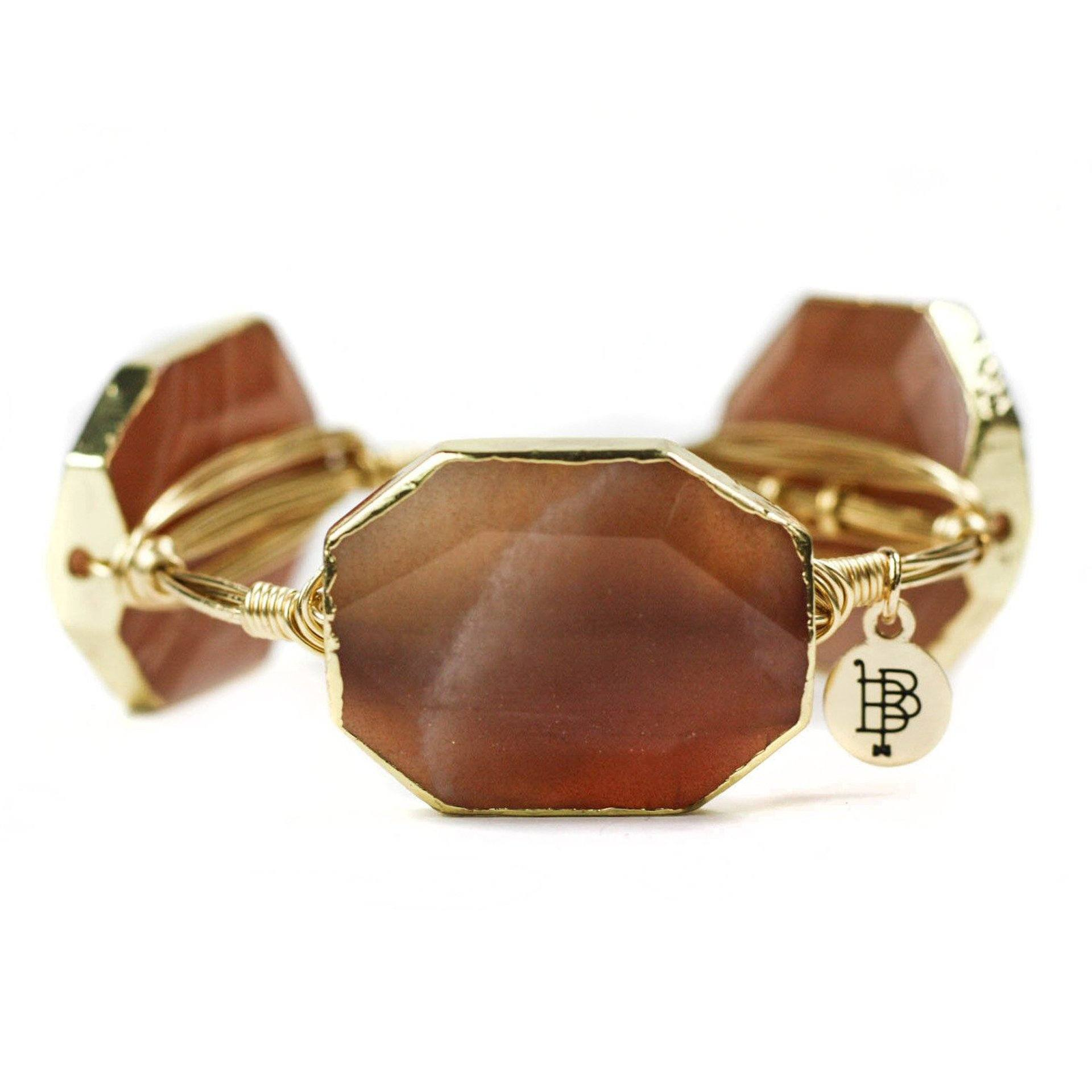 The Lilo Bangle Bracelet - Arlo and Arrows
