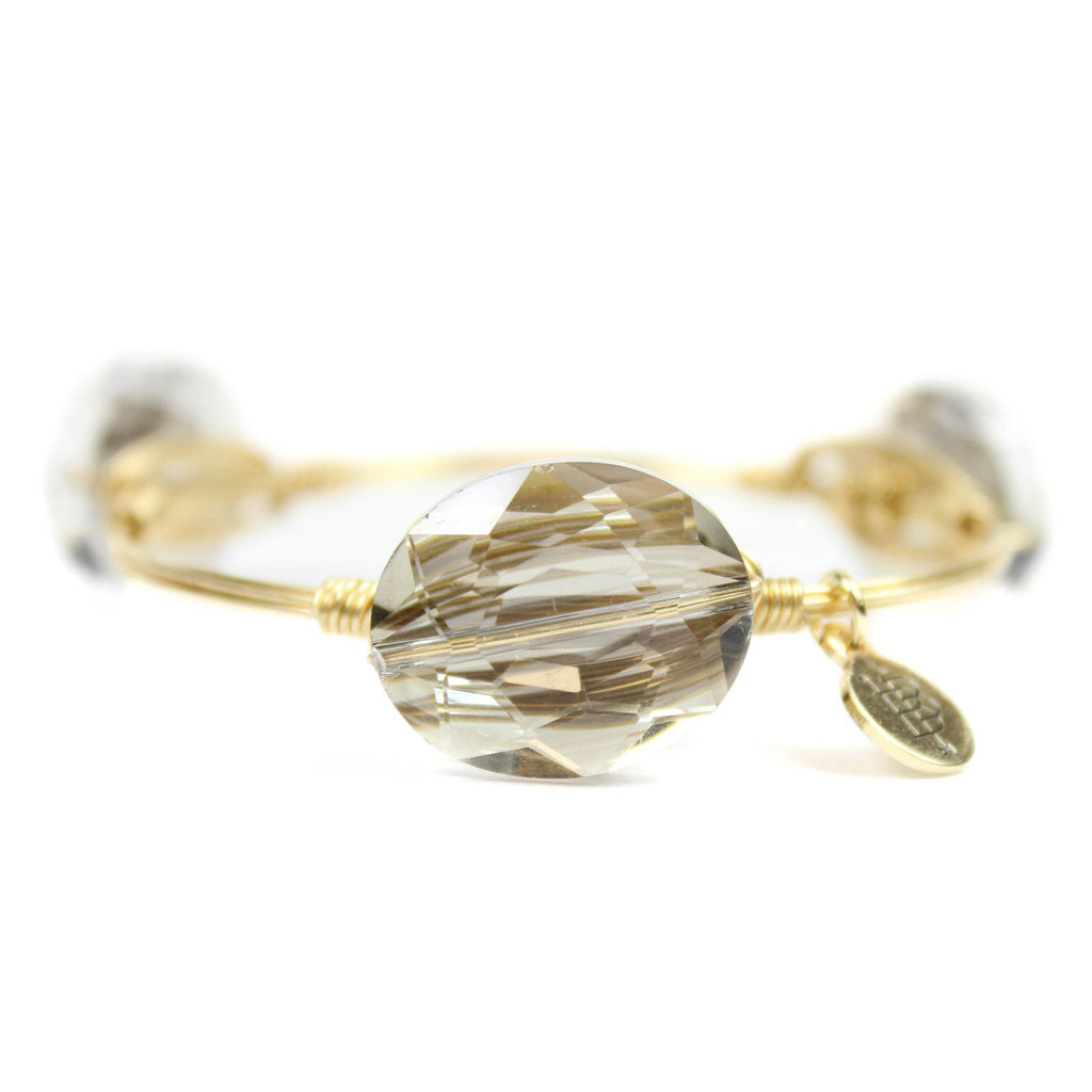 The Wendy Bangle Bracelet- Large - Arlo and Arrows