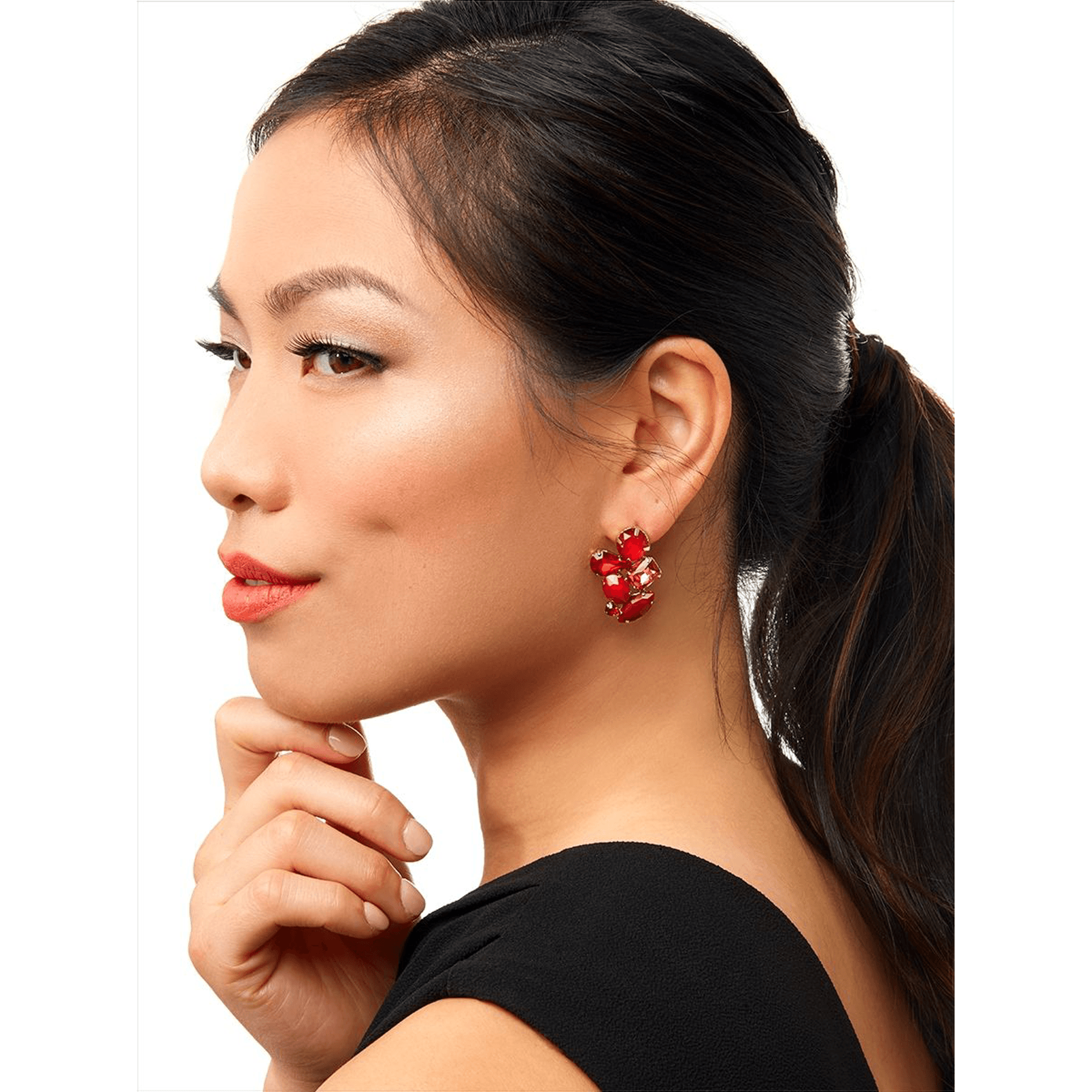Cluster Fluster Earring (2 Colors)