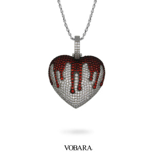 Bleeding Heart Pendant