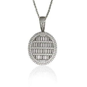 Vobara Diamond Pendant