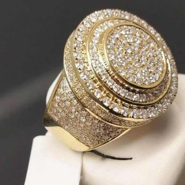 San Severino Gold Ring
