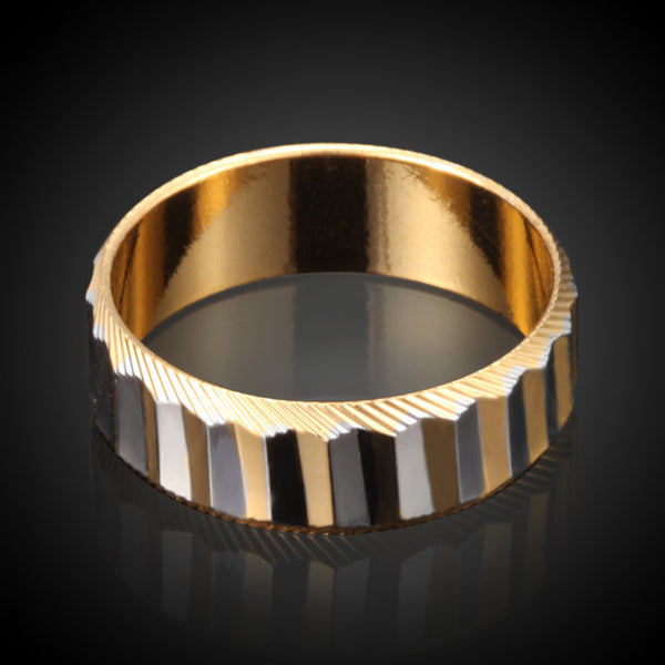 Serafino Gold Ring
