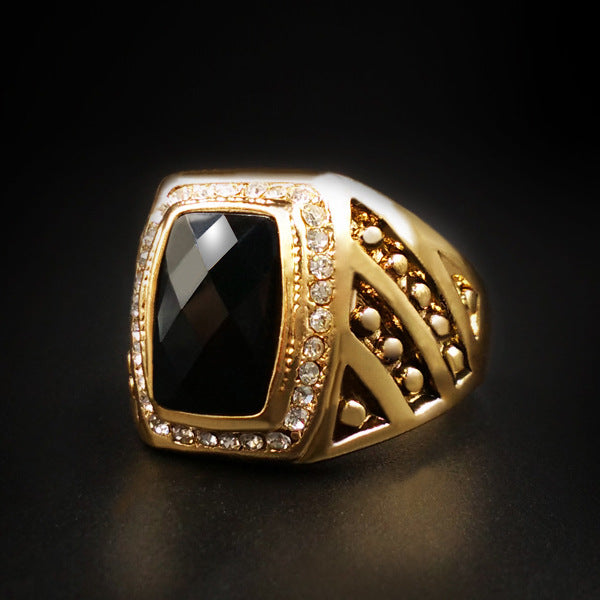 Narsete Gold Ring