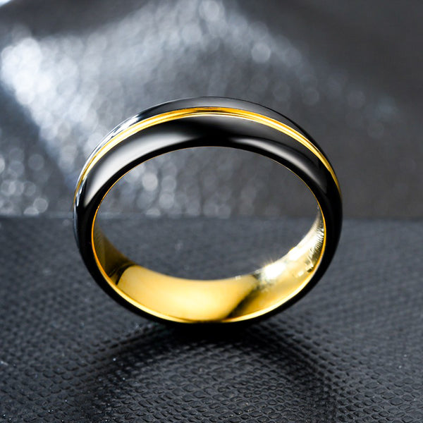 Melino Staineless Steel Ring