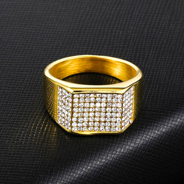 La Fauci Gold Ring