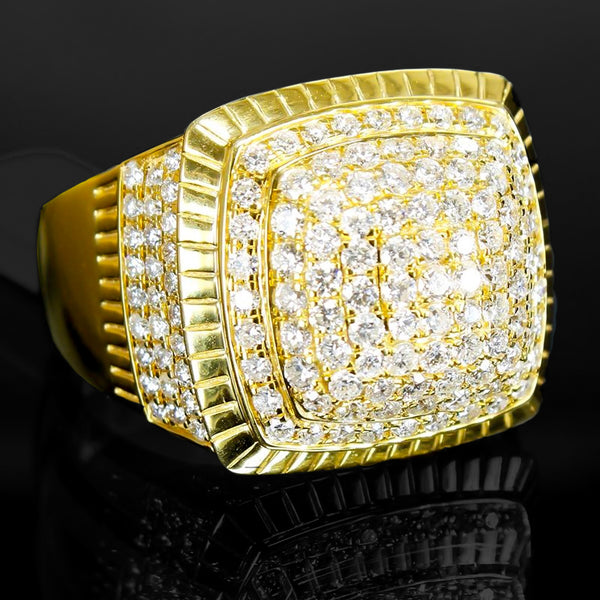 Verenzio Gold Ring