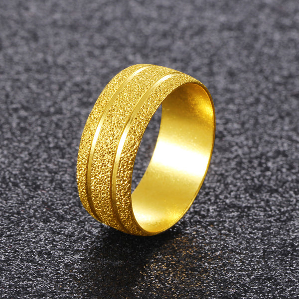 Sigfrido Gold Ring