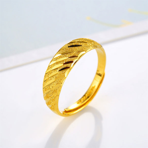 Algiso Gold Ring