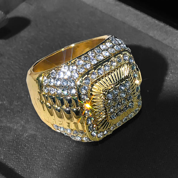 Zelroth Gold Ring