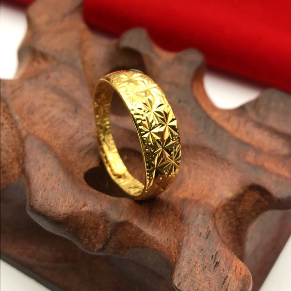 Borrelli Gold Ring