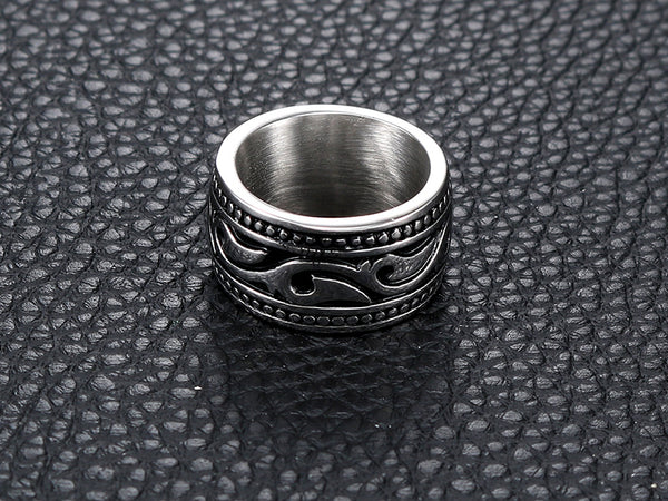 Vintage Stainless Ring