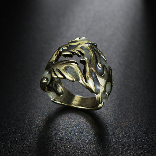 Luminous Dragon Ring