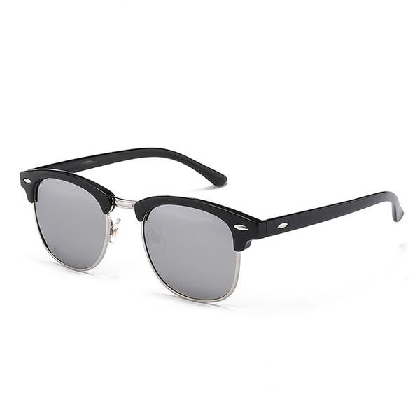 Gold Wayfarer Sunglasses Promotion